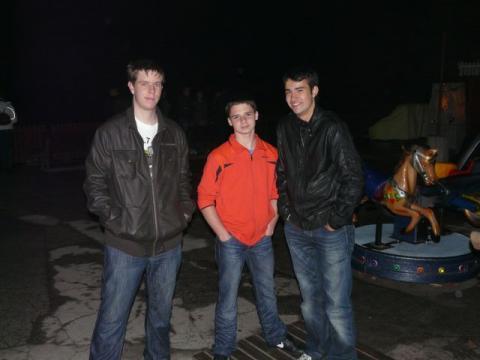 Bláthys diákok Szovátán