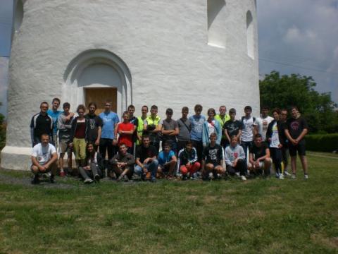 Tata-Szőgyén kerékpártúra – harmadszor