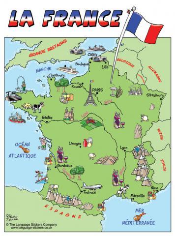 Testvérvárosi vetélkedő Franciaországról középiskolásoknak