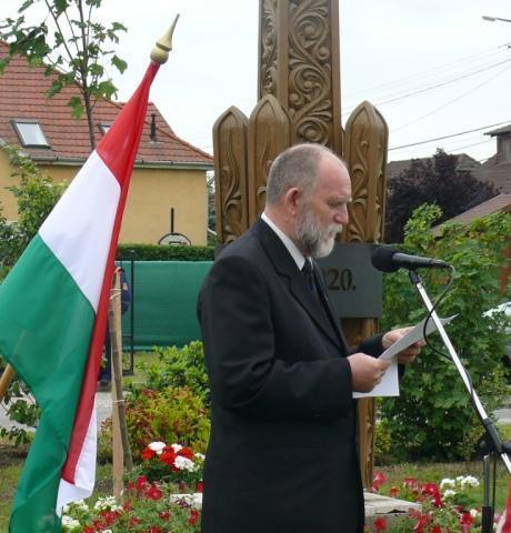 Molnos Ferenc szovátai önkormányzati képviselő gondolatai a Nemzeti Összetartozás Napja alkalmából